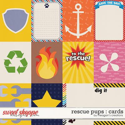 Rescue Pups : Cards by Meagan's Creations