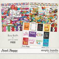 Simply: Bundle by Heather Roselli