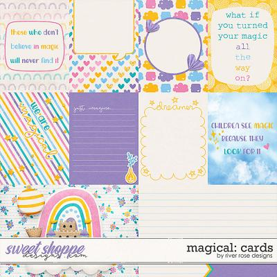 Magical: Cards by River Rose Designs