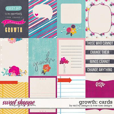 Growth - Cards by Red Ivy Design and River Rose Designs