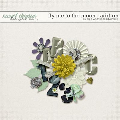 Fly Me To The Moon Add-on by On A Whimsical Adventure