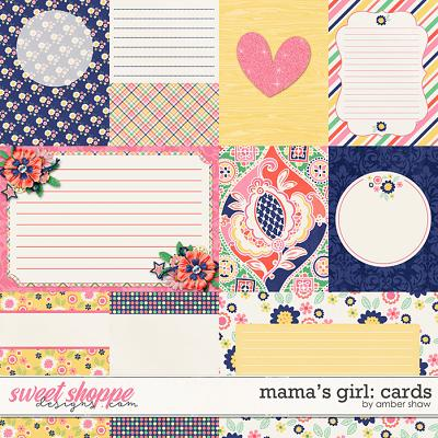 Mama's Girl: Cards by Amber Shaw