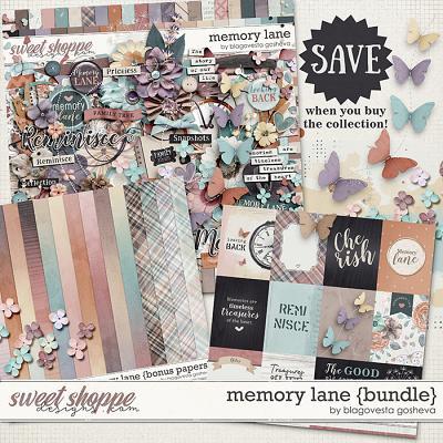Memory lane {bundle} by Blagovesta Gosheva