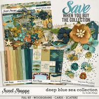 Deep Blue Sea: COLLECTION by Studio Flergs