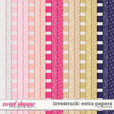 Lovestruck: Extra Papers by Grace Lee
