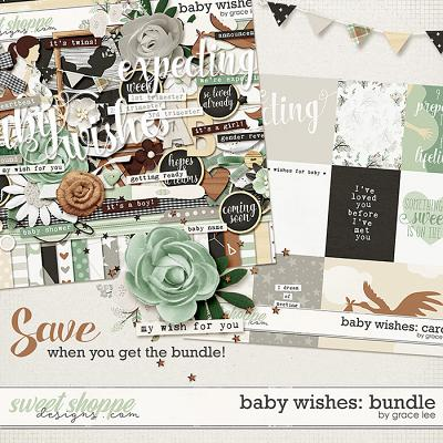 Baby Wishes: Bundle by Grace Lee