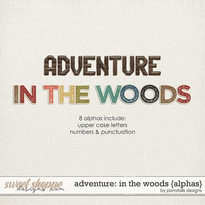 Adventure: In the Woods Alphas by Ponytails