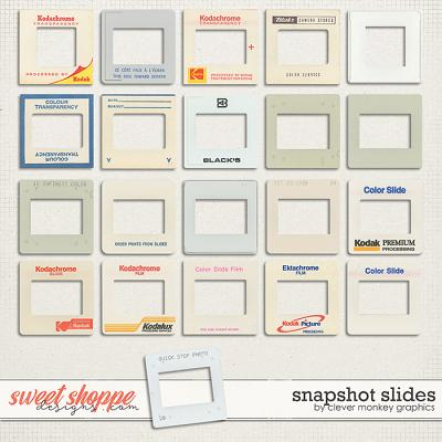 Snapshot Slides by Clever Monkey Graphics