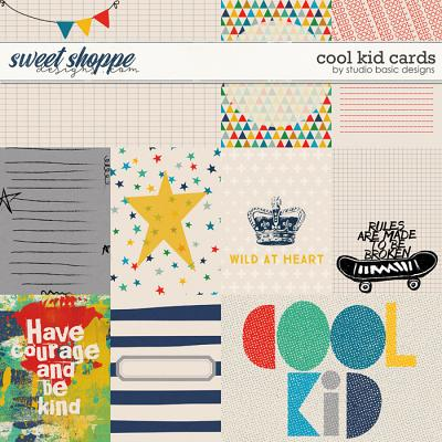 Cool Kid Cards by Studio Basic