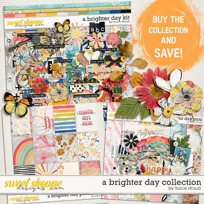 A Brighter Day Collection by Tracie Stroud