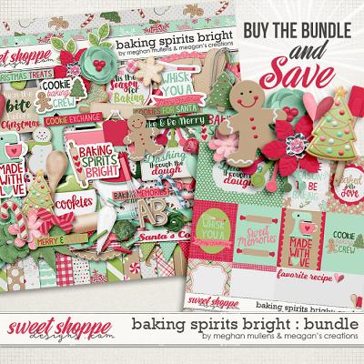 Baking Spirits Bright-Bundle by Meagan's Creations and Meghan Mullens