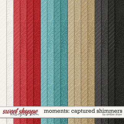 Moments: Captured Shimmers by Amber Shaw