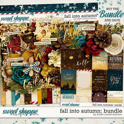 Fall into Autumn: Bundle by Kristin Cronin-Barrow