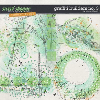 CU Graffiti Builders no. 3 by Tracie Stroud