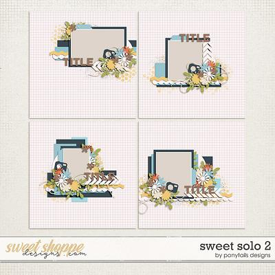 Sweet Solo 2 Templates by Ponytails