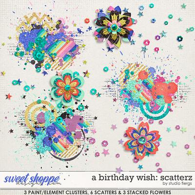 A Birthday Wish: SCATTERZ by Studio Flergs
