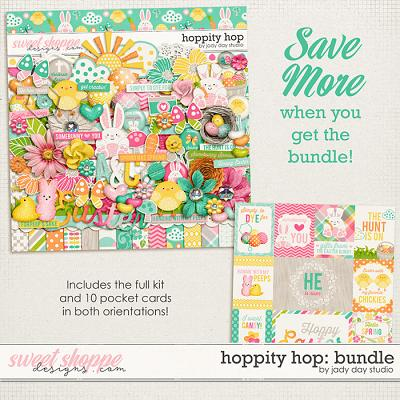 Hoppity Hop Bundle by Jady Day Studio