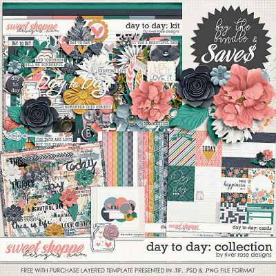 Day to Day: Collection + FWP by River Rose Designs