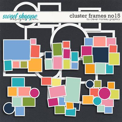 Cluster Frames No15 by Clever Monkey Graphics