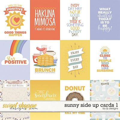 Sunny Side Up Cards 1 by LJS Designs