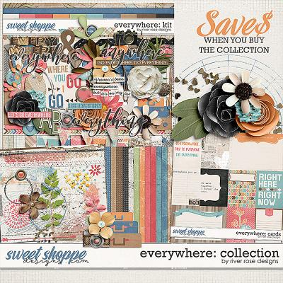 Everywhere: Collection by River Rose Designs