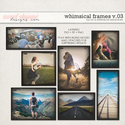 Whimsical Frames Vol03 Viewfinder by On A Whimsical Adventure