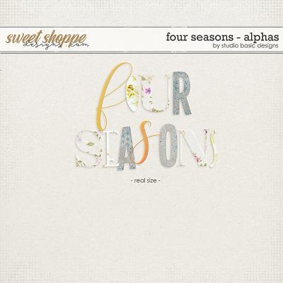 Four Seasons Alphas by Studio Basic