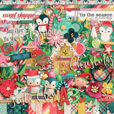 'Tis the Season by Studio Flergs
