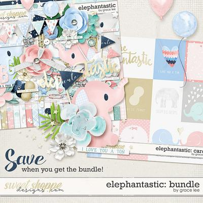 Elephantastic: Bundle by Grace Lee
