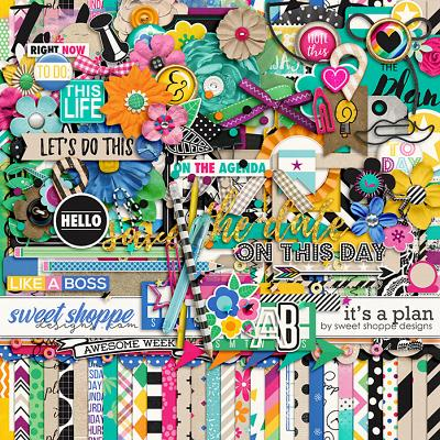 *FLASHBACK FINALE* It's a Plan by Sweet Shoppe Designs