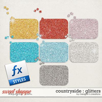 Countryside : Glitters by Meagan's Creations