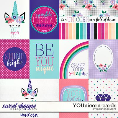 YOUnicorn-Card Pack by Meghan Mullens