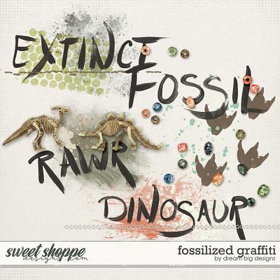 Fossilized Graffiti by Dream Big Designs