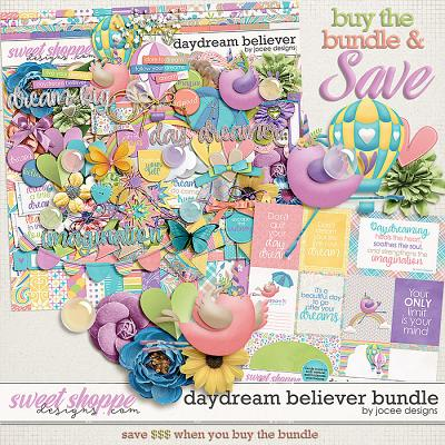 Daydream Believer Bundle by JoCee Designs