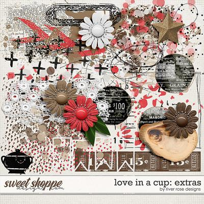 Love in a Cup: Extras by River Rose Designs