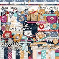 Winter's Coming Kit by Sugary Fancy