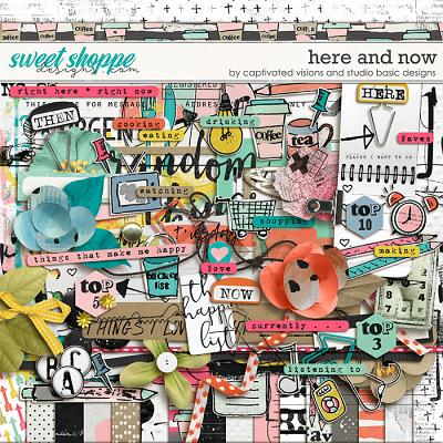 Here And Now by Captivated Visions & Studio Basic Designs