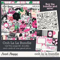 Ooh La La Bundle by Misty Cato & Sugary Fancy