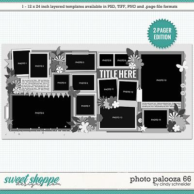 Cindy's Layered Templates - Photo Palooza 66 by Cindy Schneider