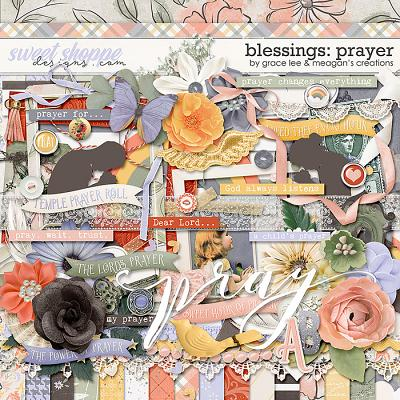 Blessings: Prayer by Grace Lee and Meagan's Creations