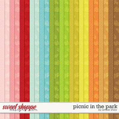 Picnic in the Park: Shimmers by Amber Shaw