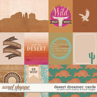 Desert Dreamer: Cards by Kristin Cronin-Barrow and Brook Magee