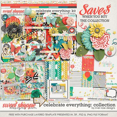 Celebrate Everything: Collection + FWP by River Rose Designs