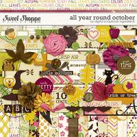 All Year Round October by Digital Scrapbook Ingredients