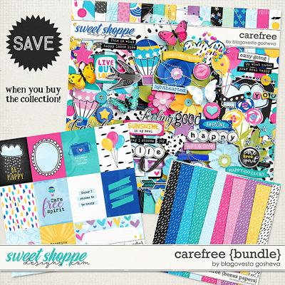 Carefree {bundle} by Blagovesta Gosheva