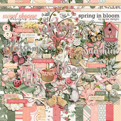 Spring in Bloom by JoCee Designs