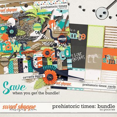 Prehistoric Times: Bundle by Grace Lee