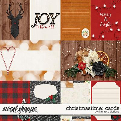 Christmastime: Cards by River Rose Designs