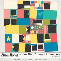 Pocket Life '15: March Kickstarters by Traci Reed