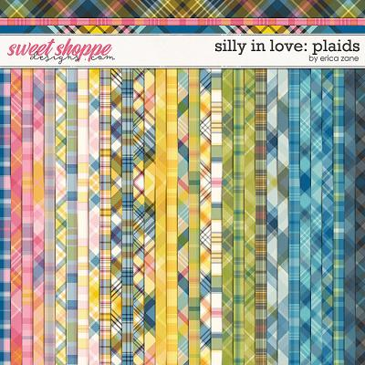 Silly in Love: Plaids by Erica Zane